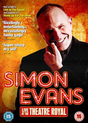 Rent Simon Evans: Live at the Theatre Royal Online DVD Rental