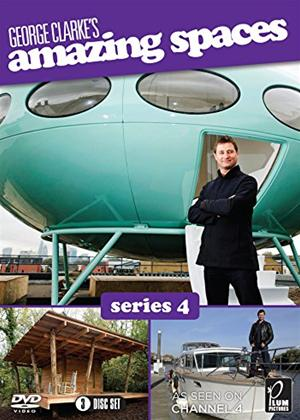 Rent George Clarke's Amazing Spaces: Series 4 Online DVD Rental