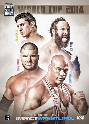 Rent TNA Wrestling: One Night Only: World Cup of Wrestling Online DVD Rental