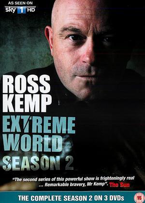 Rent Ross Kemp: Extreme World: Series 2 Online DVD Rental