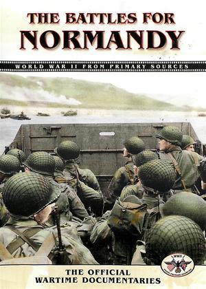 The Battles for Normandy Online DVD Rental