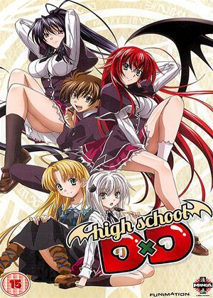 Rent High School DxD: Series 1 Online DVD Rental