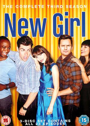 Rent New Girl: Series 3 Online DVD Rental