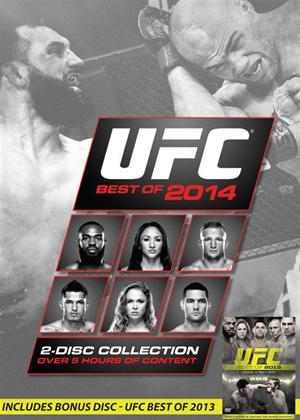 Rent Ultimate Fighting Championship: Best of 2013/2014 Online DVD Rental