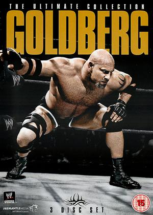 Rent WWE: Goldberg: The Ultimate Collection Online DVD & Blu-ray Rental