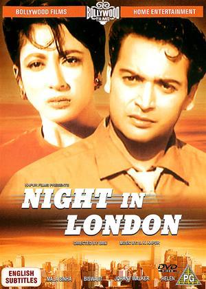 Rent Night in London Online DVD Rental
