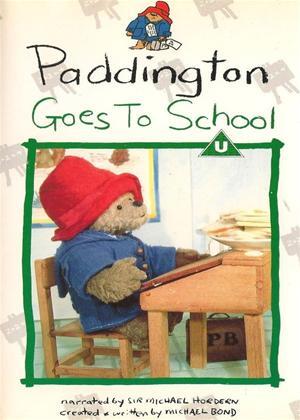 Rent Paddington Goes to School Online DVD Rental