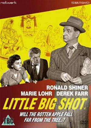 Rent Little Big Shot Online DVD Rental
