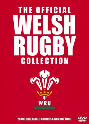 Rent The Official Welsh Rugby Collection Online DVD Rental