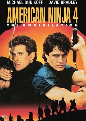 Rent American Ninja 4: The Annihilation Online DVD Rental