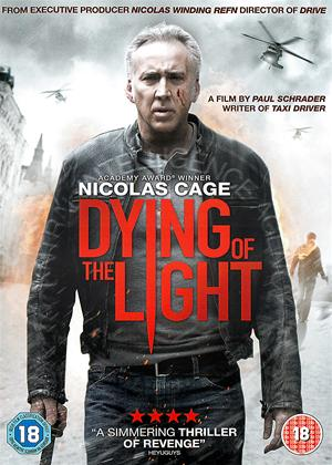 Rent Dying of the Light Online DVD Rental