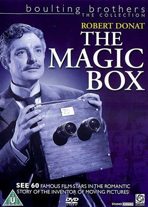 Rent The Magic Box Online DVD Rental