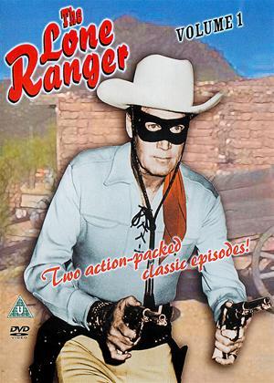 Rent The Lone Ranger: Vol.1 Online DVD Rental