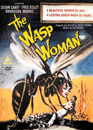 Rent The Wasp Woman Online DVD Rental
