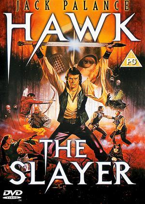Rent Hawk the Slayer Online DVD Rental