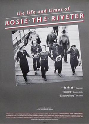 Rent The Life and Times of Rosie the Riveter Online DVD Rental