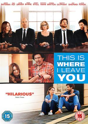 Rent This Is Where I Leave You Online DVD & Blu-ray Rental