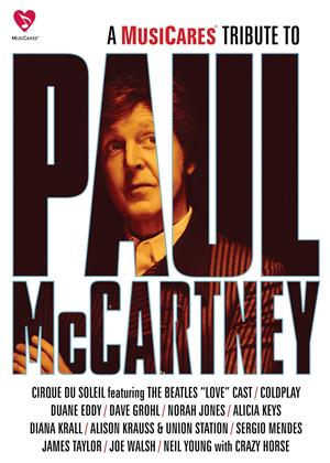 Rent A MusiCares Tribute to Paul McCartney Online DVD Rental