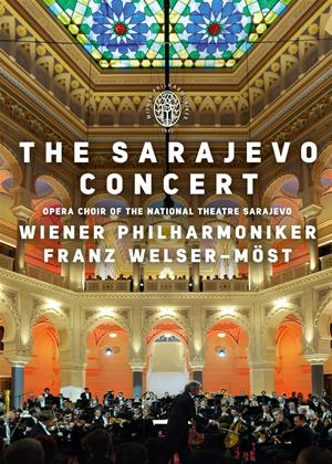Rent Franz Welser-Möst: The Sarajevo Concert Online DVD Rental