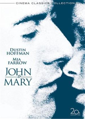 Rent John and Mary Online DVD Rental