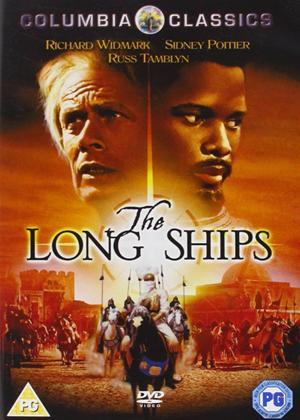 Rent The Long Ships Online DVD Rental