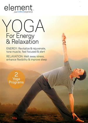 Rent Element: Yoga for Energy and Relaxation Online DVD Rental