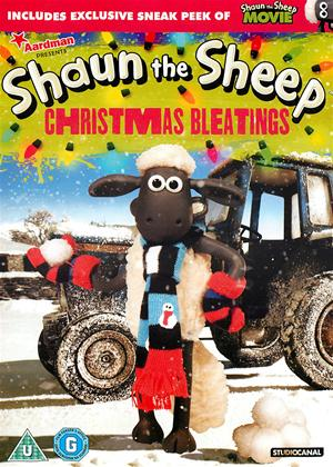 Rent Shaun the Sheep: Christmas Bleatings Online DVD Rental