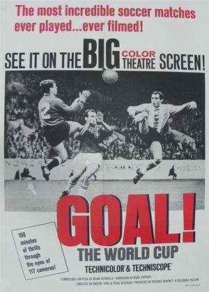 Rent Goal! the World Cup (aka             Goal! World Cup 1966            ) Online DVD Rental
