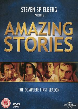 Rent Amazing Stories: Series 1 Online DVD Rental