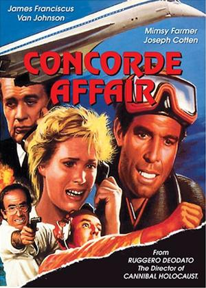Rent S.O.S. Concorde (aka Concorde Affaire '79) Online DVD & Blu-ray Rental