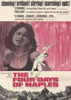 Rent The Four Days of Naples (aka Le quattro giornate di Napoli) Online DVD Rental