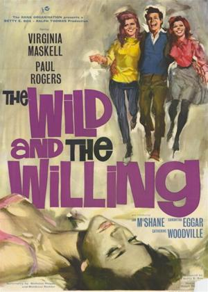 Rent The Wild and the Willing (aka Young and Willing) Online DVD Rental
