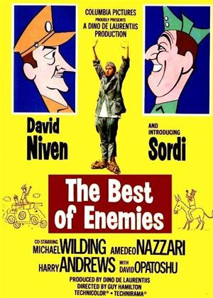 Rent The Best of Enemies Online DVD Rental