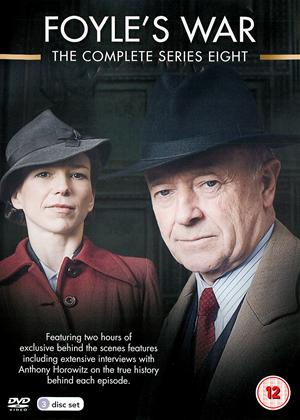 Rent Foyle's War: Series 8 Online DVD & Blu-ray Rental