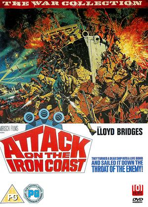 Rent Attack on the Iron Coast Online DVD Rental