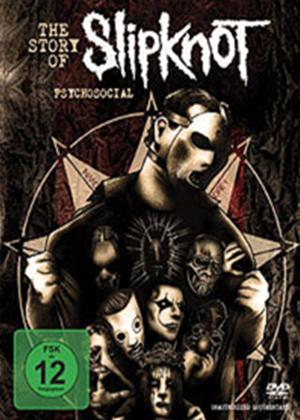 Rent Slipknot: The Story of Psychosocial Online DVD Rental