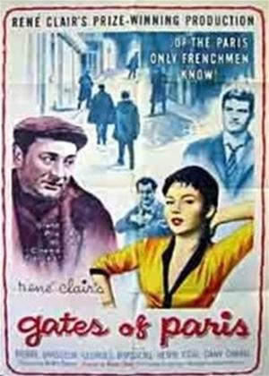 Rent The Gates of Paris (aka Porte des Lilas) Online DVD Rental