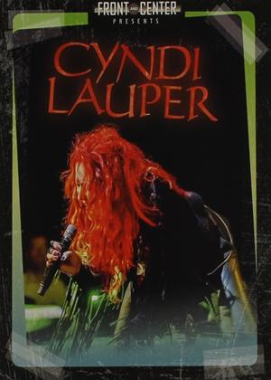Rent Cyndi Lauper: Front and Center Online DVD Rental