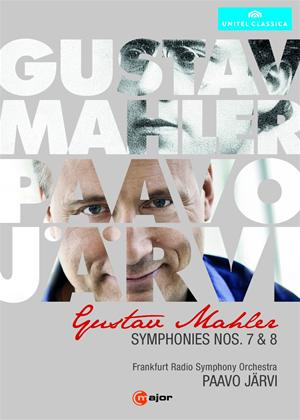 Rent Mahler: Symphony Nos. 7 and 8 Online DVD Rental