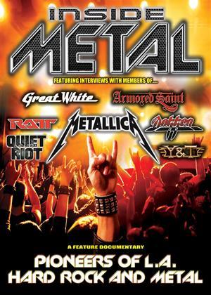 Rent Inside Metal: Pioneers of L.A. Hard Rock and Metal Online DVD Rental