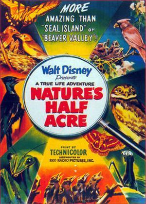 Rent Nature's Half Acre Online DVD Rental