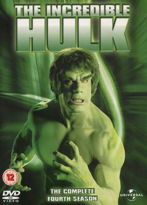 Rent The Incredible Hulk: Series 4 Online DVD Rental