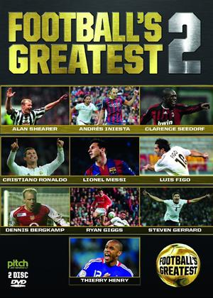 Rent Football's Greatest II Online DVD Rental