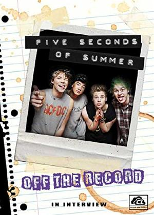 Rent 5 Seconds of Summer: Off the Record Online DVD Rental