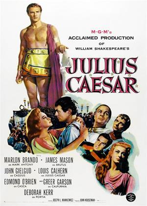 Rent Julius Caesar Online DVD Rental