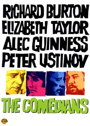 Rent The Comedians Online DVD Rental