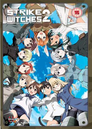 Rent Strike Witches: Series 2 (aka Sutoraiku uicchîzu) Online DVD Rental