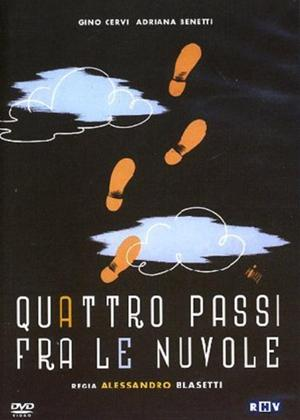Rent Four Steps in the Clouds (aka Quattro Passi Fra Le Nuvole) Online DVD Rental