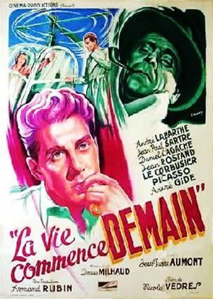 Rent Life Begins Tomorrow (aka La Vie Commence Demain) Online DVD Rental