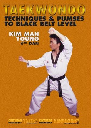 Rent Taekwondo: Techniques and Pumses to Black Belt Level Online DVD Rental